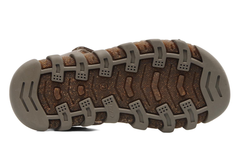 Sandales et nu-pieds Babybotte KOALA Beige vue haut