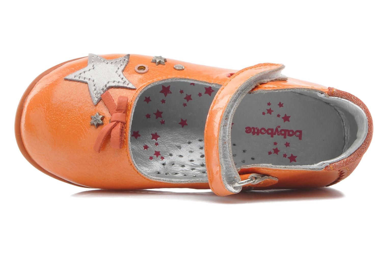 Ballerines Babybotte SHERIFA Orange vue gauche