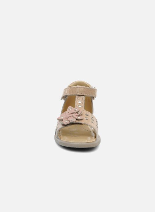Sandals Babybotte TAHIS Orange model view