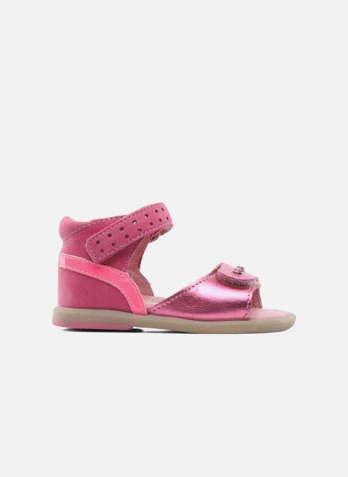 Sandalen Babybotte TZARINE rosa ansicht von hinten