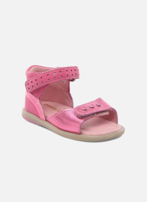 Sandalen Babybotte TZARINE rosa detaillierte ansicht/modell