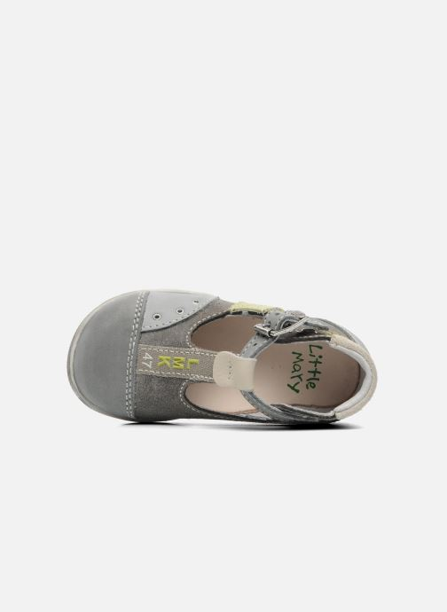 Sandales et nu-pieds Little Mary PANTIN Gris vue gauche
