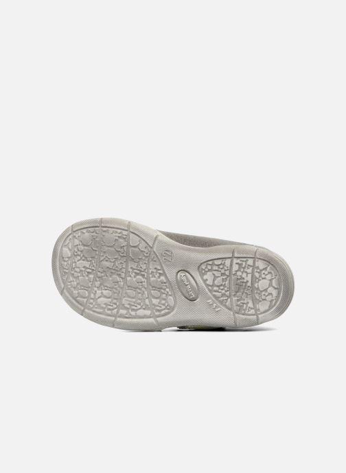 Sandales et nu-pieds Little Mary PANTIN Gris vue haut