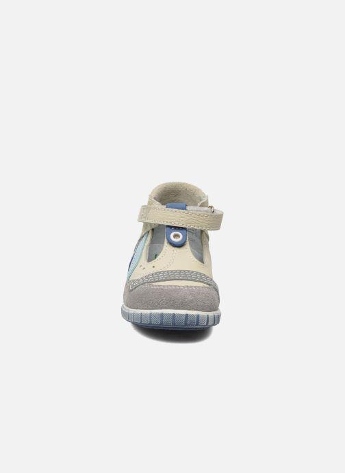 Sandales et nu-pieds Little Mary POLO Beige vue portées chaussures