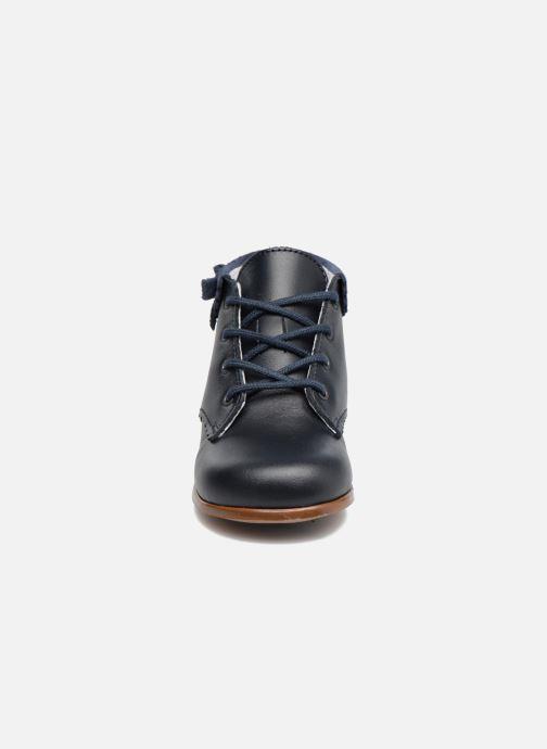 Bottines et boots Little Mary OLEA Bleu vue portées chaussures