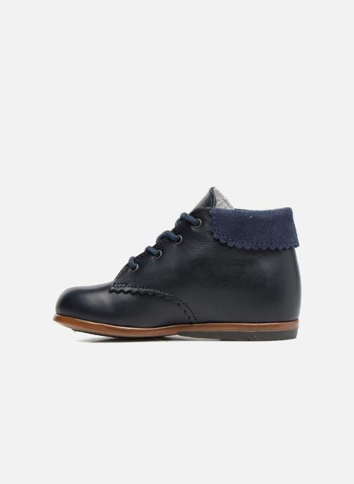 Boots en enkellaarsjes Little Mary OLEA Blauw voorkant