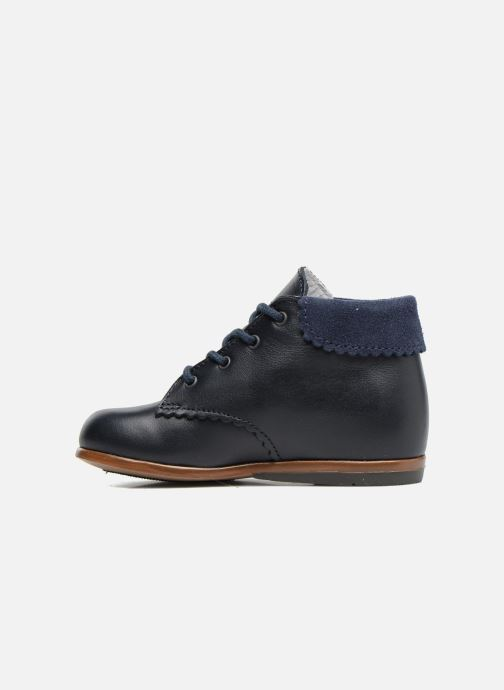 Ankle boots Little Mary OLEA Blue front view