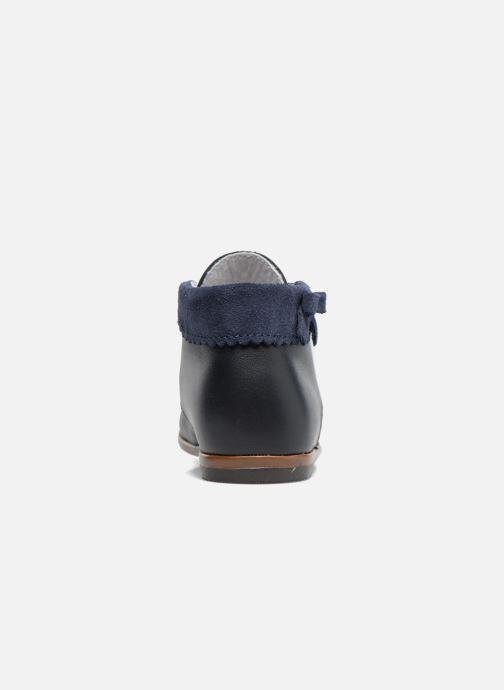 Bottines et boots Little Mary OLEA Bleu vue droite