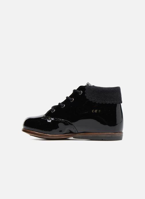 Bottines et boots Little Mary OLEA Noir vue face