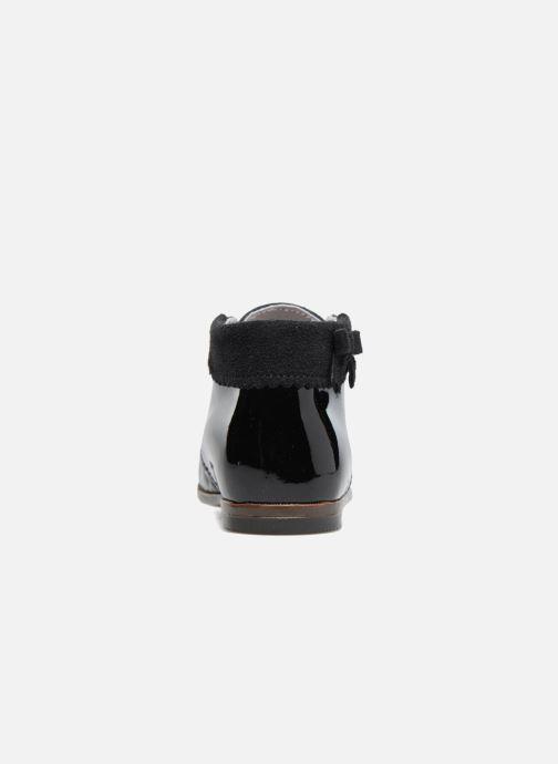 Bottines et boots Little Mary OLEA Noir vue droite