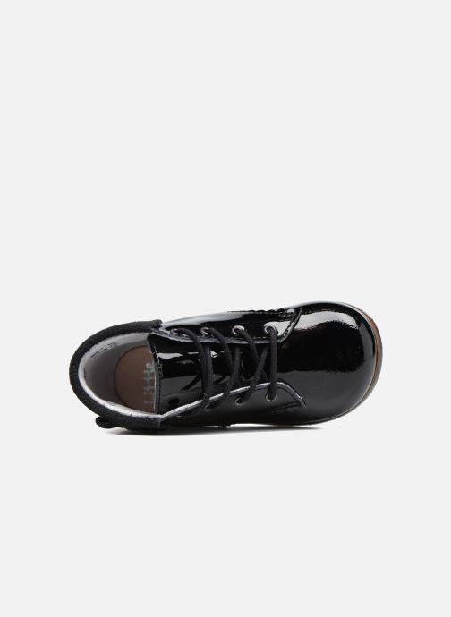 Bottines et boots Little Mary OLEA Noir vue gauche