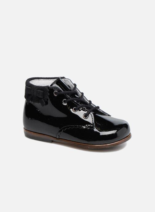 Bottines et boots Little Mary OLEA Noir vue détail/paire