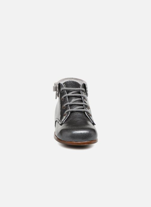 Ankle boots Little Mary OLEA Grey model view