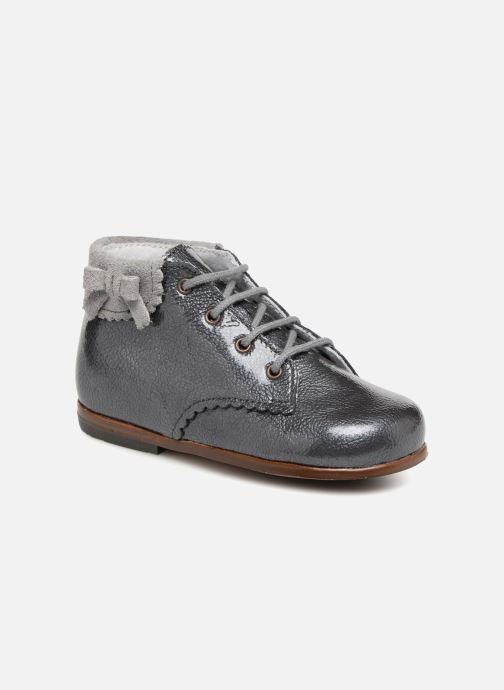 Ankle boots Little Mary OLEA Grey detailed view/ Pair view