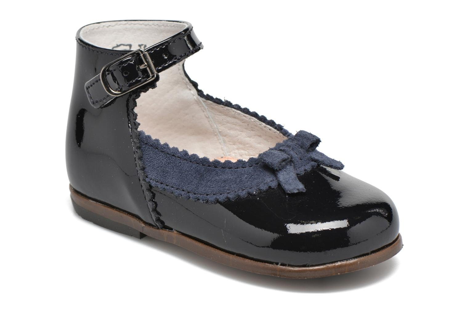 Ballerines Little Mary OLYZZIE Bleu vue détail/paire