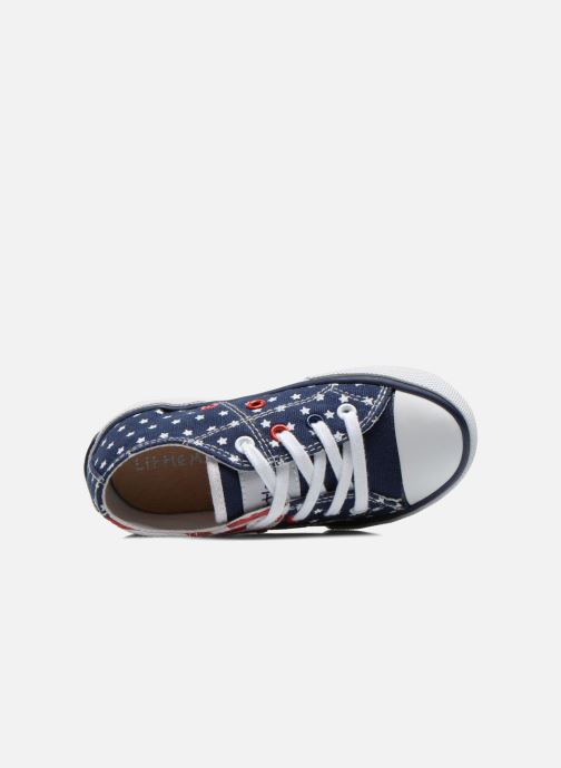 Baskets Little Mary LITTLE TENNIS Blanc vue gauche