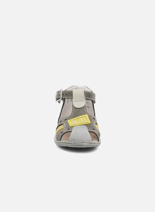 Sandals Little Mary PANAMA Grey model view