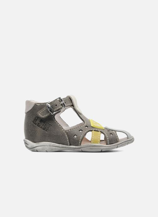 Sandals Little Mary PANAMA Grey back view
