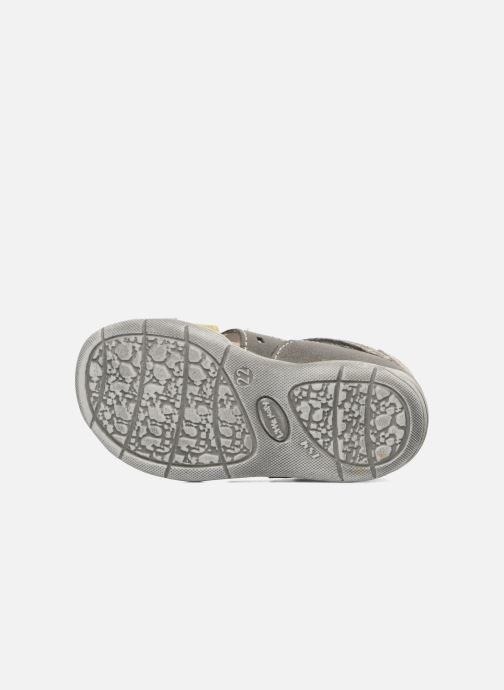 Sandals Little Mary PANAMA Grey view from above