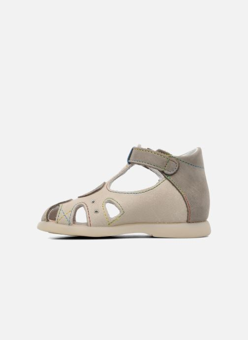 Sandals Little Mary PABLO Grey front view