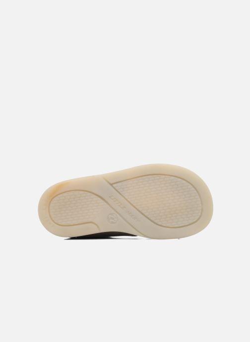 Sandales et nu-pieds Little Mary PABLO Gris vue haut
