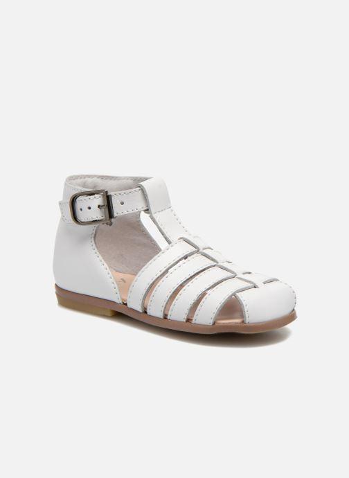 17b0a0bb9b01 Little Mary Jules (Blanc) - Sandales et nu-pieds chez Sarenza (250958)