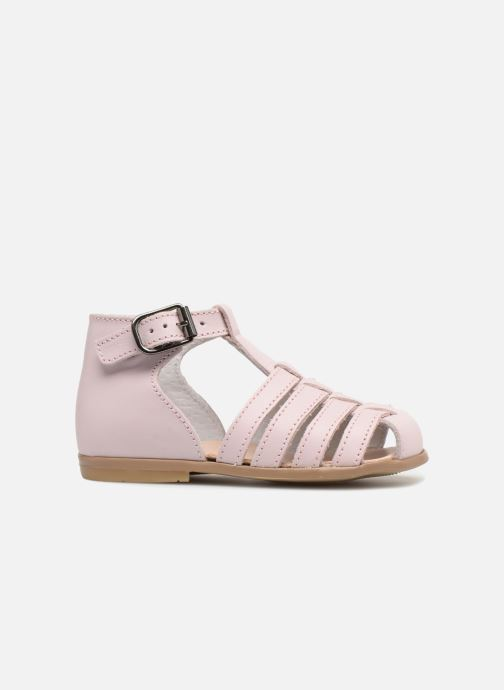 Sandals Little Mary Jules Pink back view