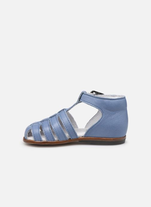 Sandalias Little Mary Jules Azul vista de frente