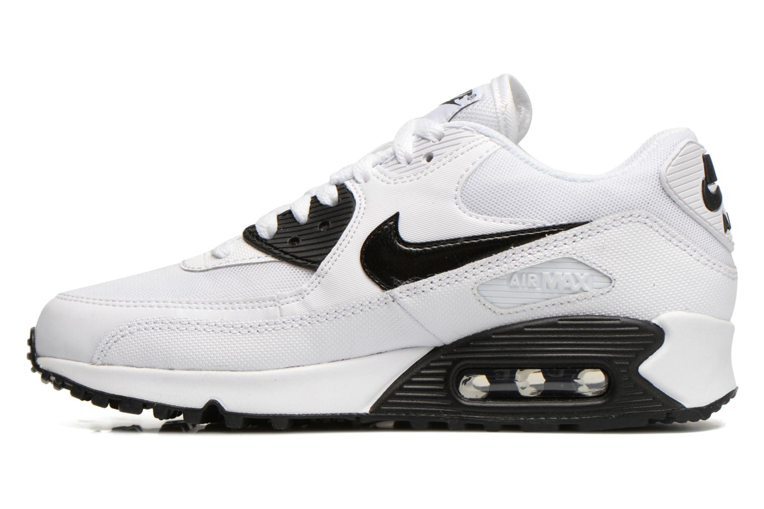 Sneakers Nike Wmns Air Max 90 Essential Hvid se forfra