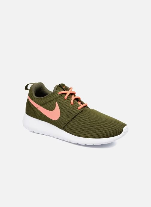 best sneakers f0044 b90f0 Nike Wmns Nike Roshe One (Green) - Trainers chez Sarenza ...