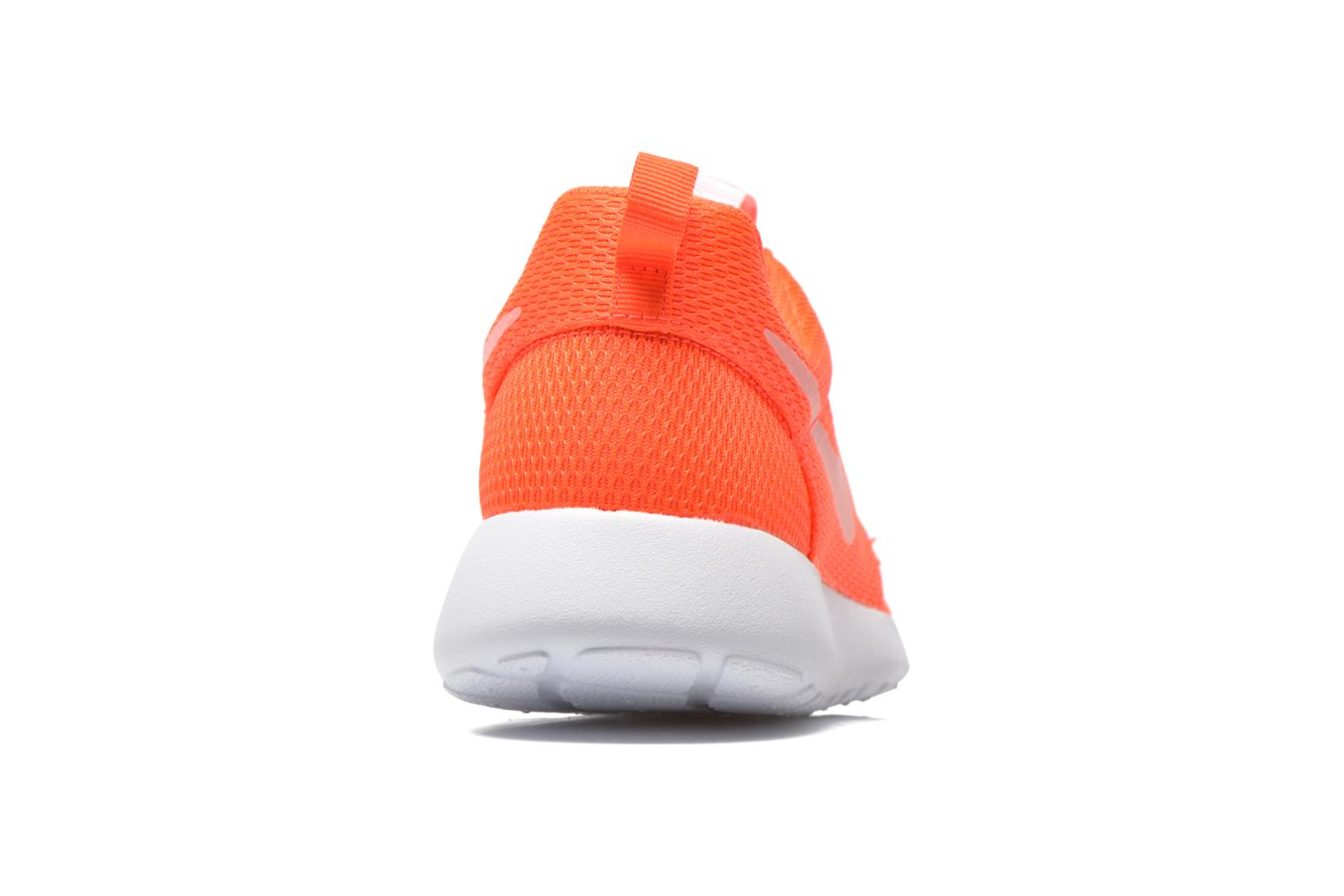 Baskets Nike Wmns Nike Roshe One Orange vue droite