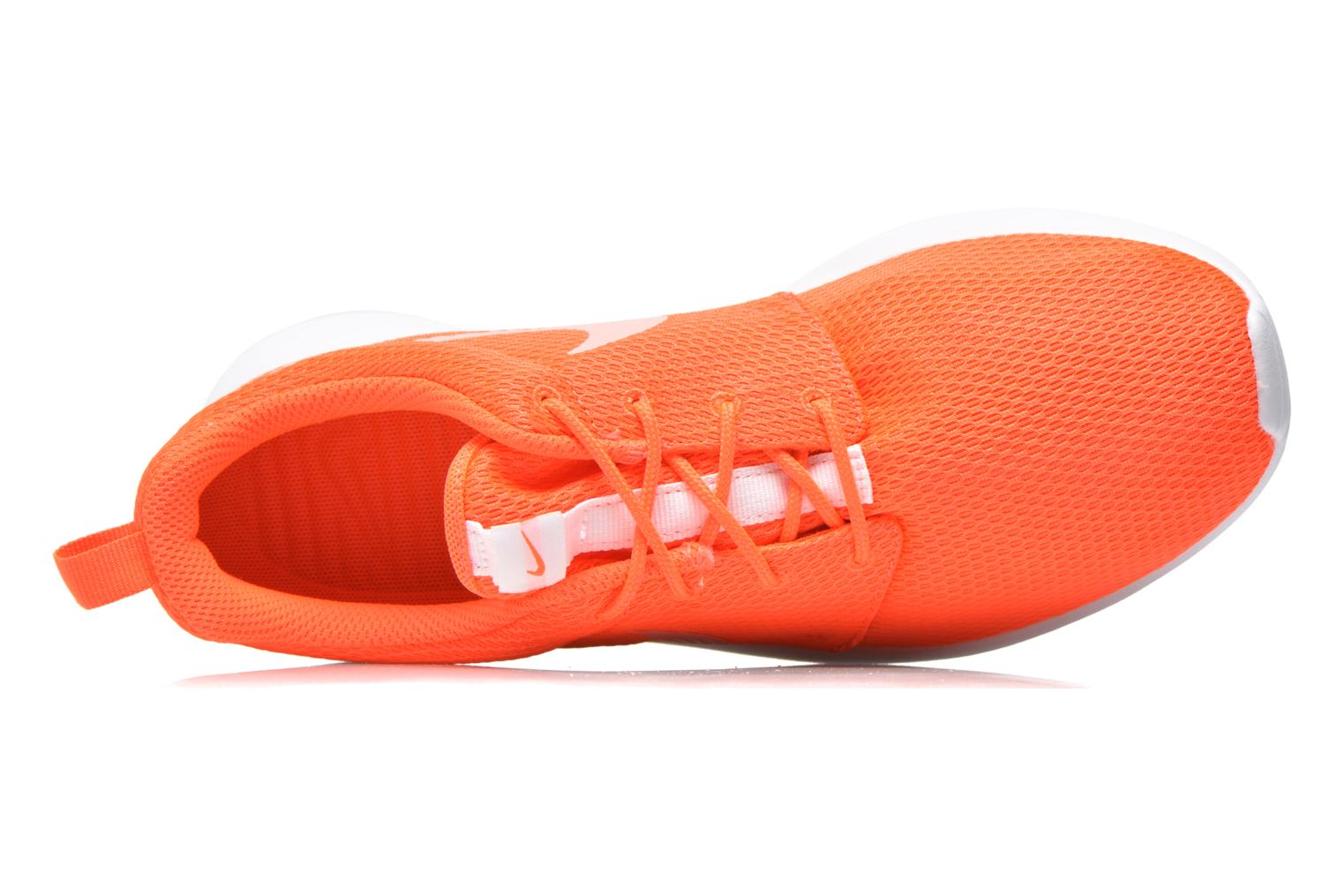 Baskets Nike Wmns Nike Roshe One Orange vue gauche