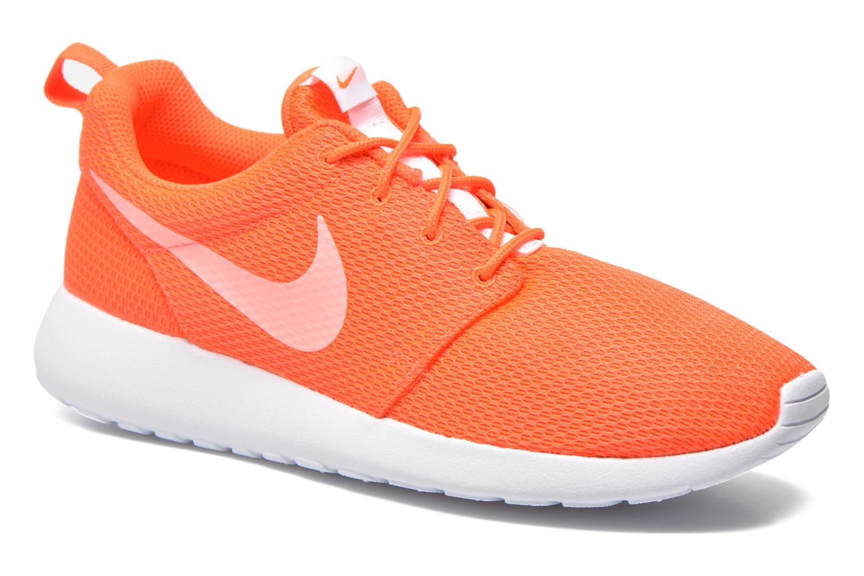 Sneakers Nike Wmns Nike Roshe One Orange detaljeret billede af skoene