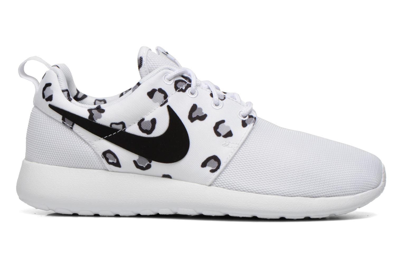 Sneakers Nike Wmns Nike Rosherun Print Bianco immagine posteriore