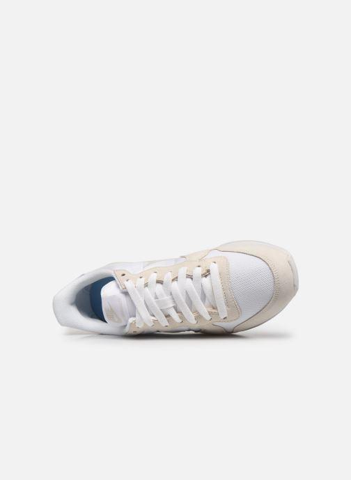 Baskets Nike Wmns Nike Internationalist Blanc vue gauche