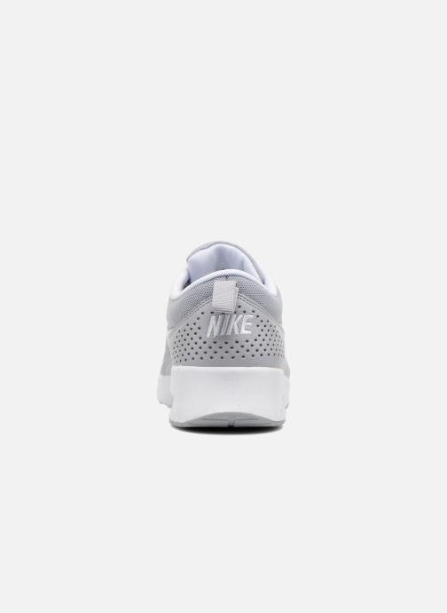 Deportivas Nike Wmns Nike Air Max Thea Print Gris vista lateral derecha