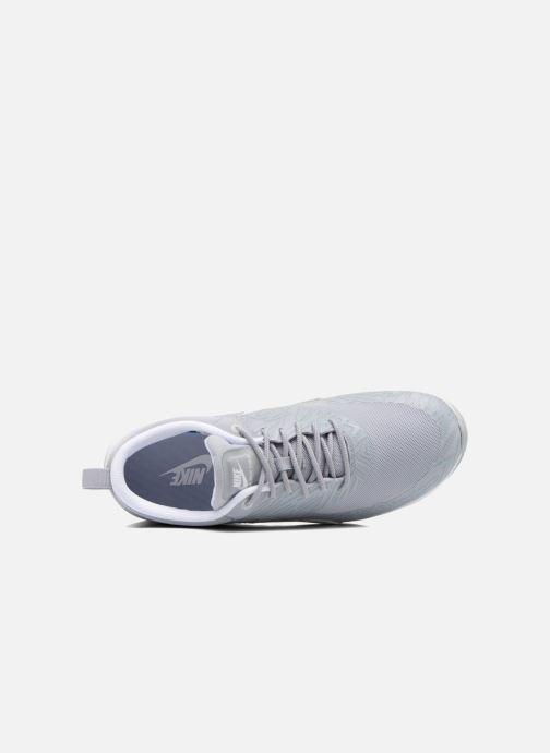 Sneaker Nike Wmns Nike Air Max Thea Print grau ansicht von links