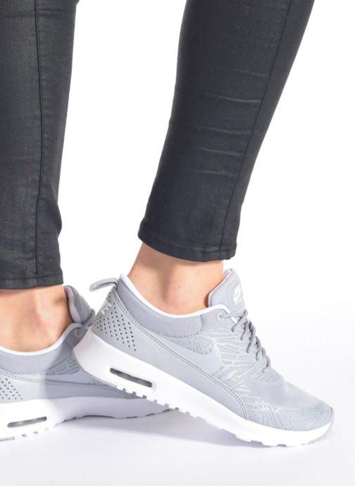 Baskets Nike Wmns Nike Air Max Thea Print Noir vue bas / vue portée sac