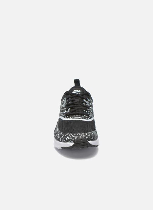 Baskets Nike Wmns Nike Air Max Thea Print Noir vue portées chaussures