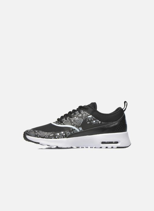Sneakers Nike Wmns Nike Air Max Thea Print Zwart voorkant