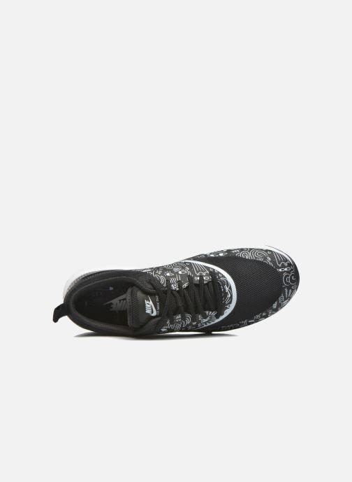 Baskets Nike Wmns Nike Air Max Thea Print Noir vue gauche