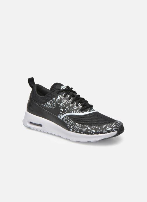 Baskets Nike Wmns Nike Air Max Thea Print Noir vue détail/paire