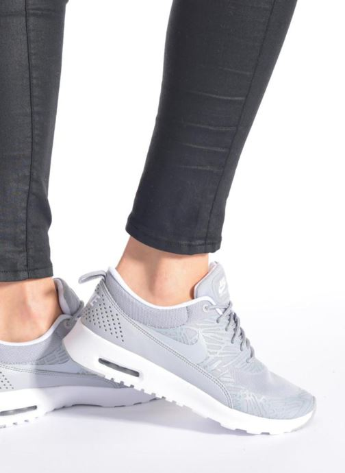 the best attitude f5c81 b529f Trainers Nike Wmns Nike Air Max Thea Print White view from underneath /  model view