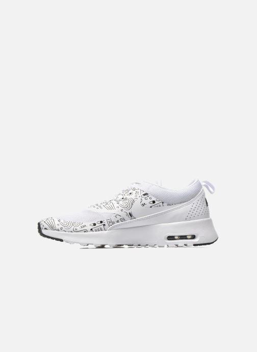 Sneaker Nike Wmns Nike Air Max Thea Print weiß ansicht von vorne