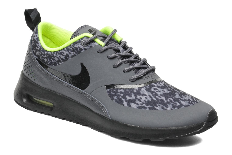 Baskets Nike Wmns Nike Air Max Thea Print Gris vue détail/paire