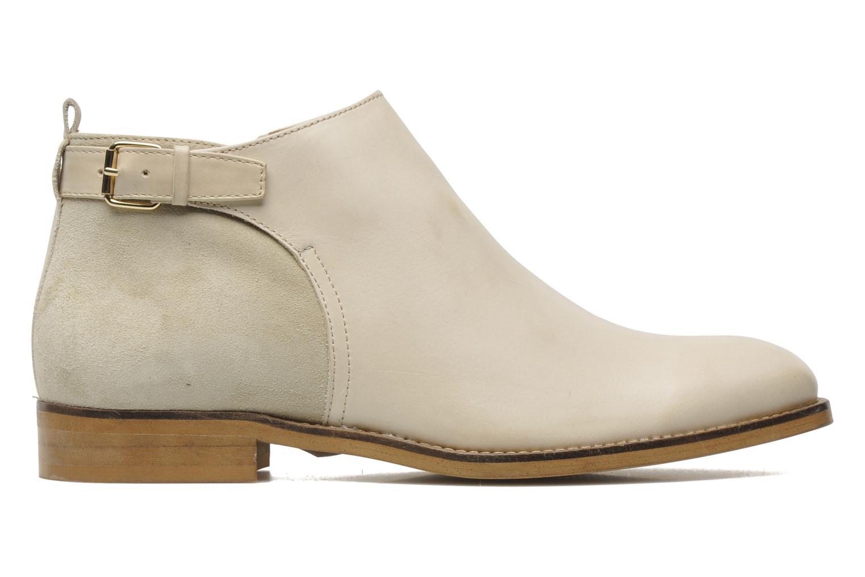Bottines et boots Georgia Rose Tatouille Beige vue derrière