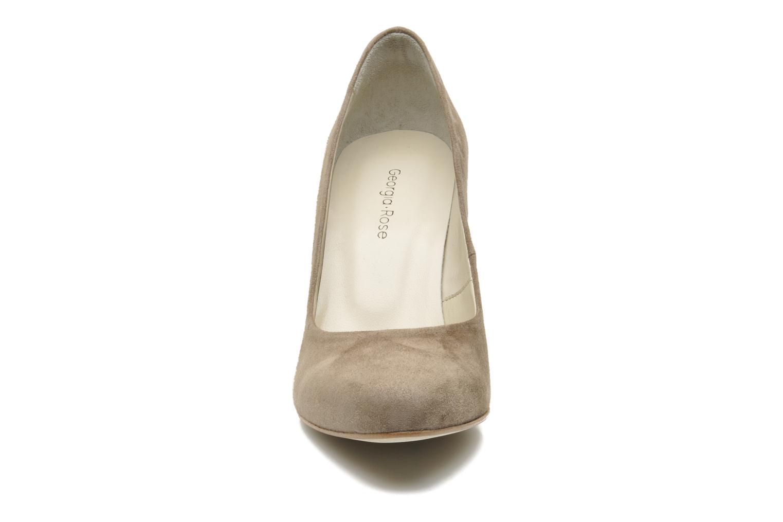 Escarpins Georgia Rose Tatuc Beige vue portées chaussures