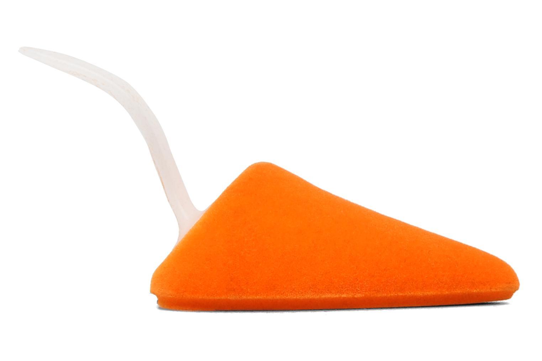 Produits d'entretien Nico Embauchoir en mousse Orange vue derrière