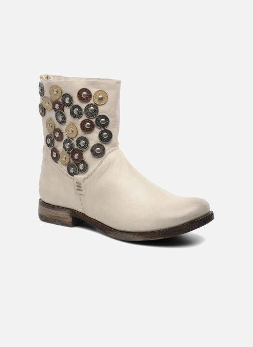 Ankle boots Khrio Bala Beige detailed view/ Pair view