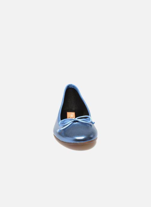 Ballet pumps Anna Volodia Luna Blue model view